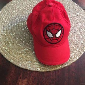 5/$20 Toddler Marvel Ultimate Spider-Man hat.